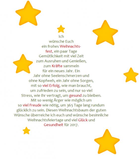 weihnachtsguss